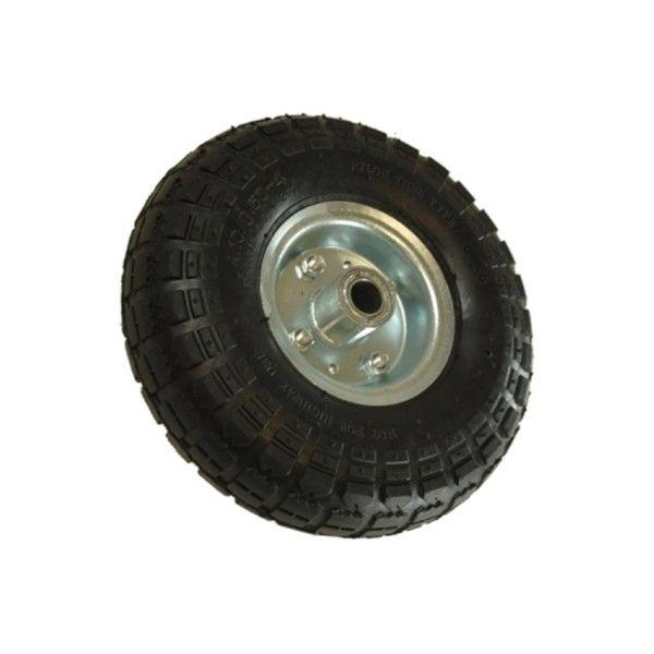 Jockey Wheel Spare Wheel Pneumatic Tyre For Mp4375