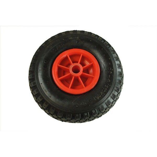 Jockey Wheel Spare Wheel Pneumatic Tyre For Mp437