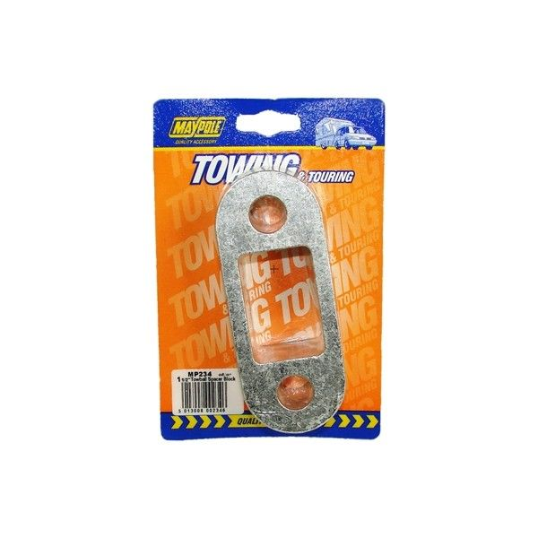 Tow Ball Spacer 1 12In.375Mm