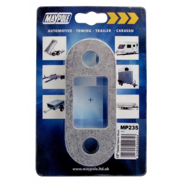 Tow Ball Spacer 12In.125Mm