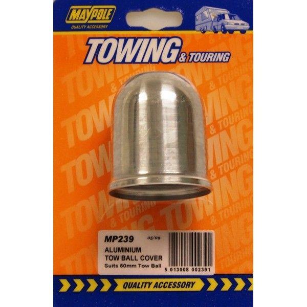 Towball Cover Aluminium