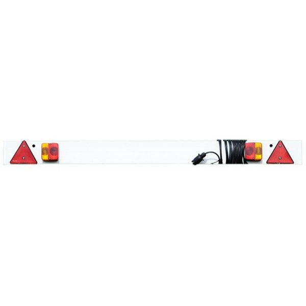Trailer Lighting Board 10M Cable 61.83M