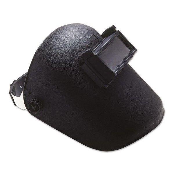 Flipup Welding Head Mask Black