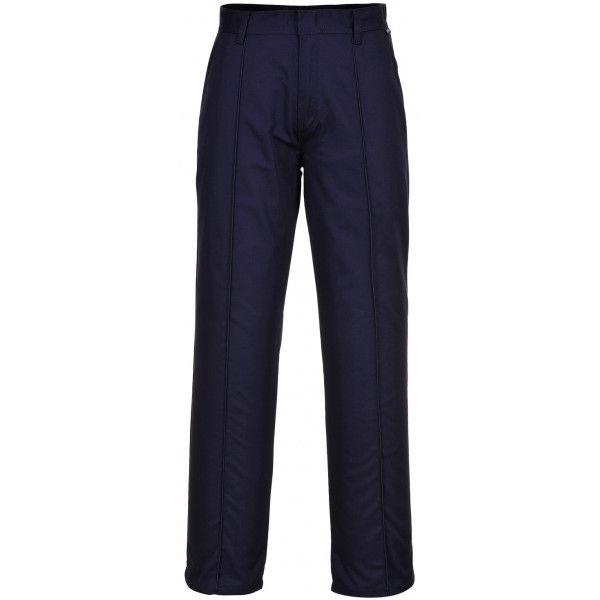 Preston Trousers Navy 30In. Waist Tall