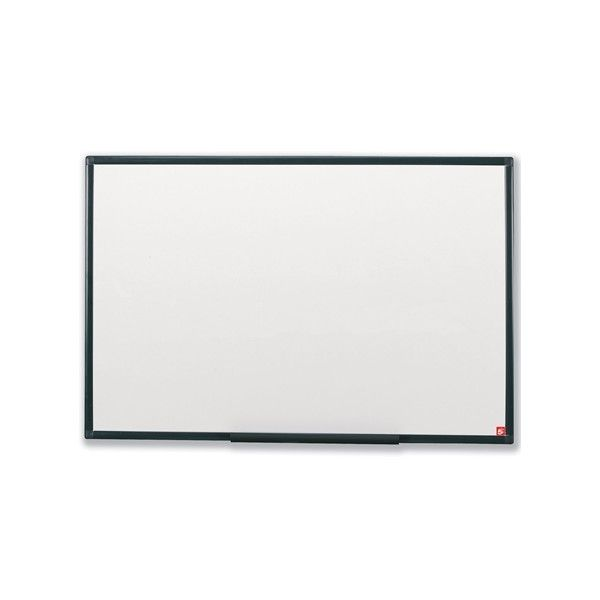Dry Wipe Board With Fixing Kit Pen Tray
