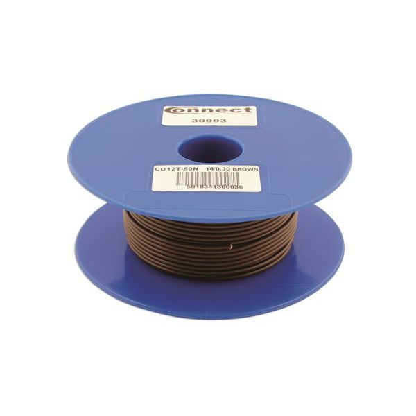 1 Core Cable 1 X 140.3Mm Brown 50M