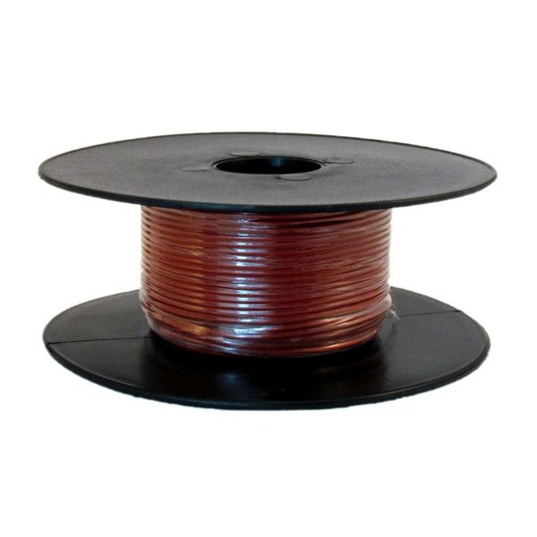 1 Core Thin Wall Cable 1 X 320.2Mm Red 50M