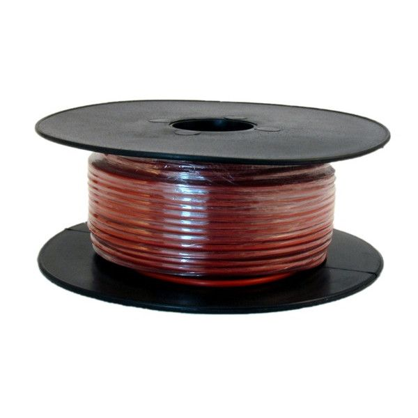 1 Core Thin Wall Cable 1 X 280.3Mm Red 50M