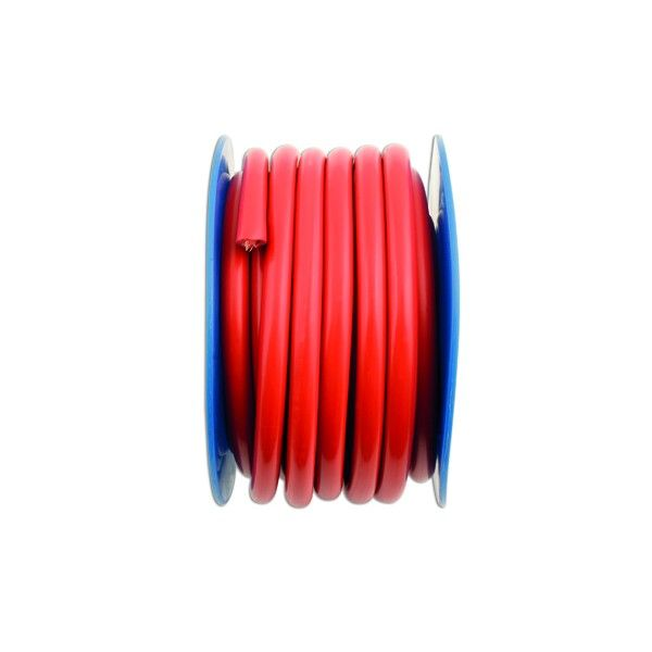 Battery Cable Light Duty Red 370.90 X 10M