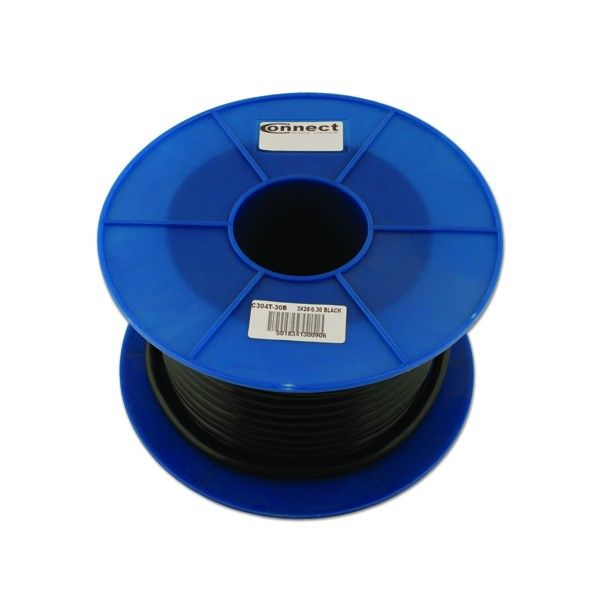 4 Core Cable 4 X 0.65Mm 30M