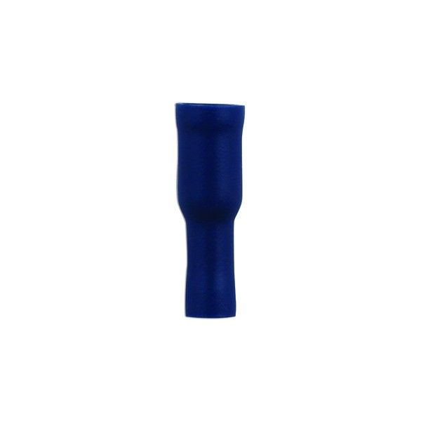 Wiring Connectors Blue Female Bullet 5Mm Pack Of 100