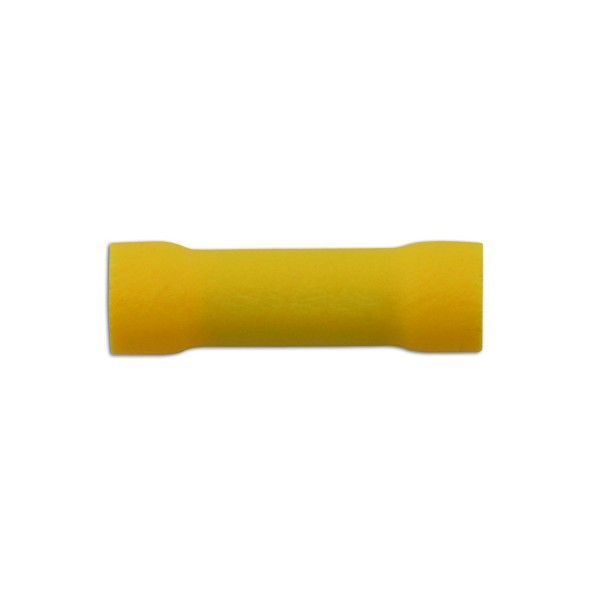 Wiring Connectors Yellow Butt 12Mm Pack Of 100