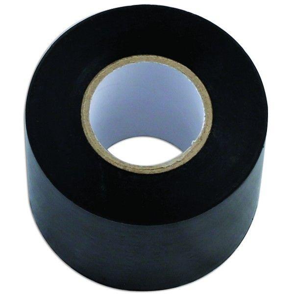 Pvc Insulation Tape Black 50Mm X 20M Pack Of 5