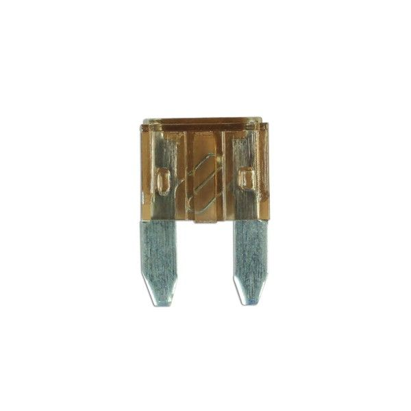 Fuses Auto Mini Blade Brown 7.5A Pack Of 25