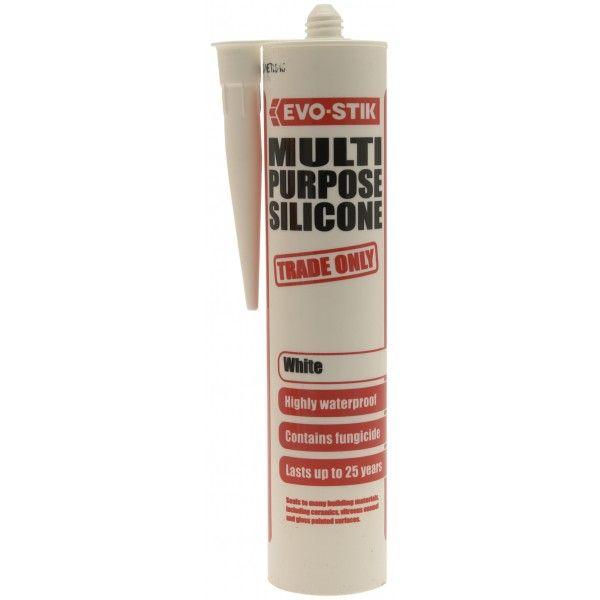 Multi Purpose Silicone White 290Ml