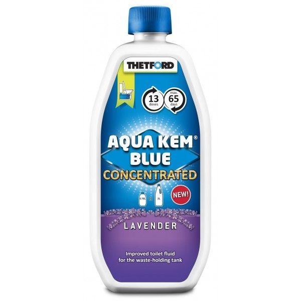 Aqua Kem Blue Lavender Toilet Fluid Concentrate 780Ml