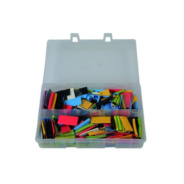 Coloured Heat Shrink Assorted Box Of 300