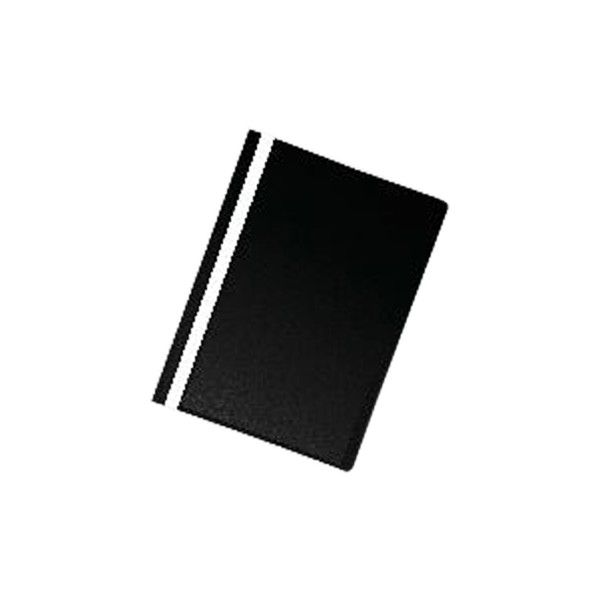 A4 Flat Project Files Black Pack Of 5