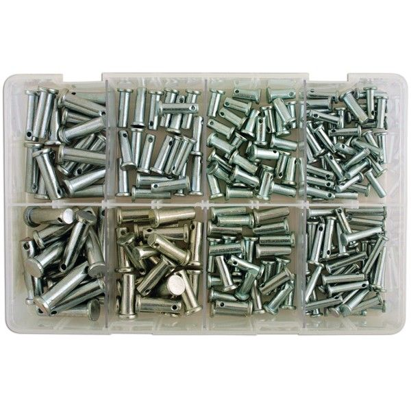 Clevis Pins Assorted Box Qty 175