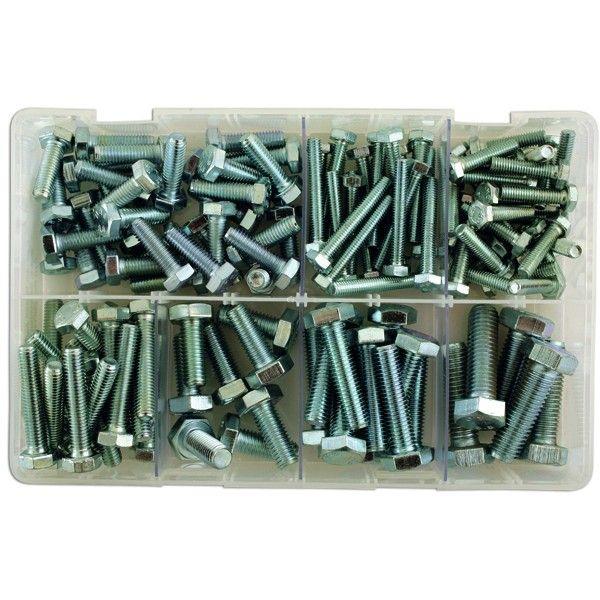 Set Screws M6 M12 Assorted Box Qty 150
