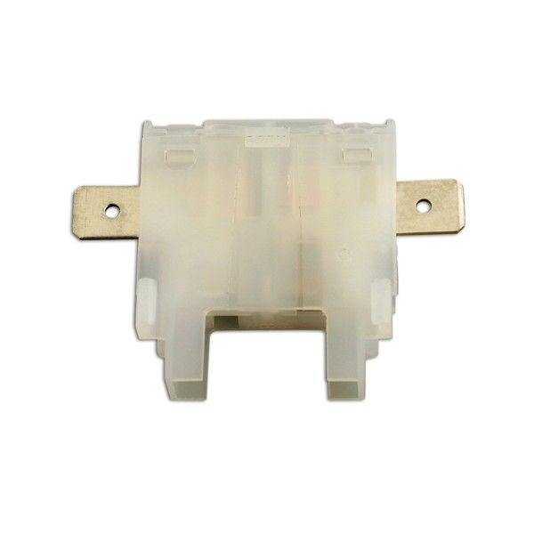 Fuse Holder Standard Blade Type White Pack Of 10