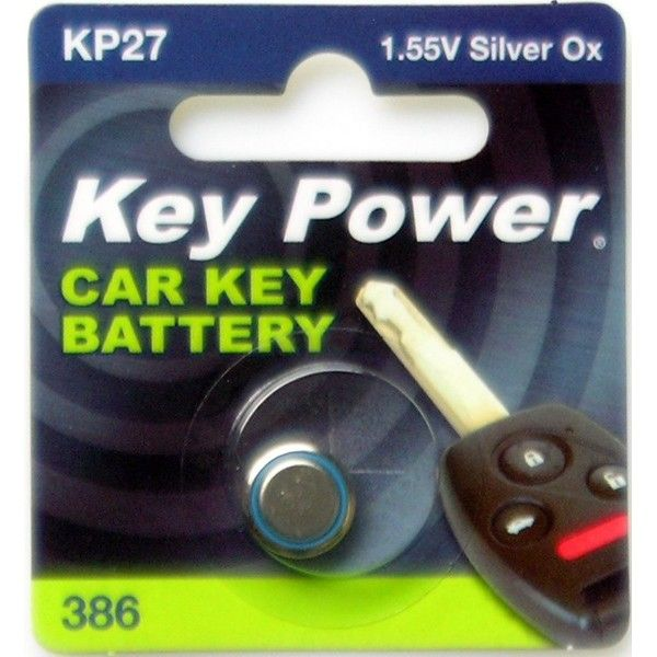 Coin Cell Battery 386 Silver Oxide 1.55V