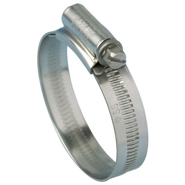 Hose Clips Ss 3X 6080Mm Box Of 10