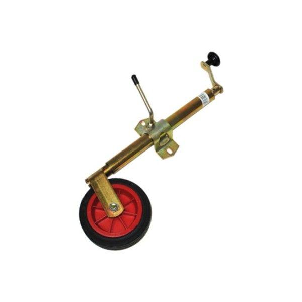 Jockey Wheel Telescopic Clamp 34Mm