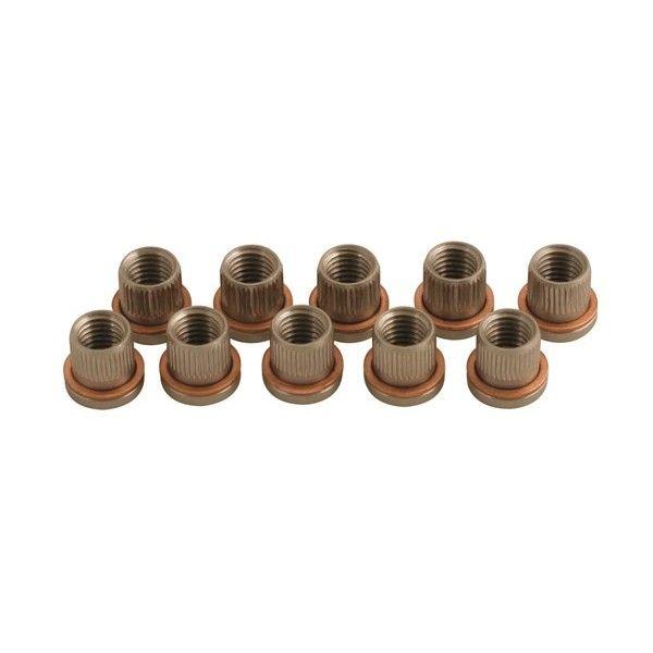 Brake Caliper Guide Thread Repair Kit Inserts 10 Piece