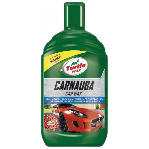 Carnauba Car Wax 500Ml