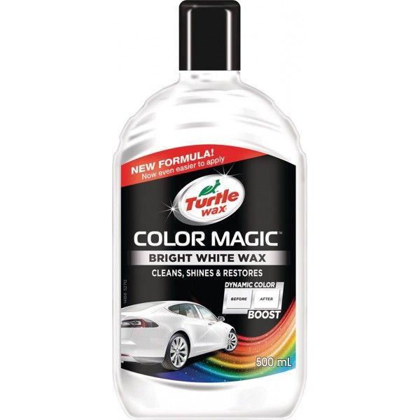 Colour Magic Plus Bright White 500Ml