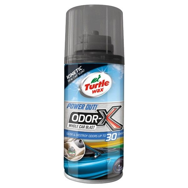 Power Out Odorx Whole Car Blast Kinetic New Car Scent 100Ml