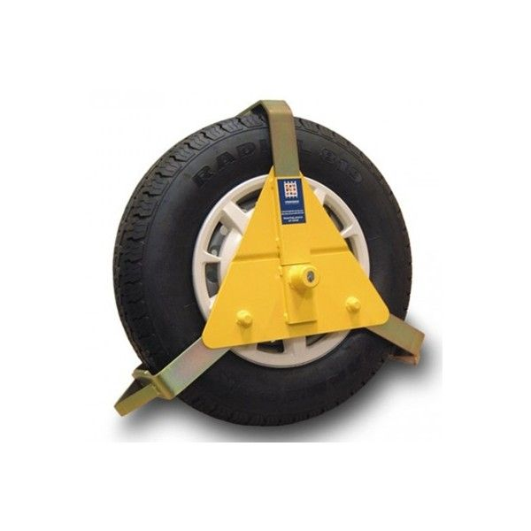 Adjustable Wheel Clamp 14 To 16In.