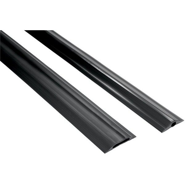 Rubber Cable Curb Single Channel 1.5M