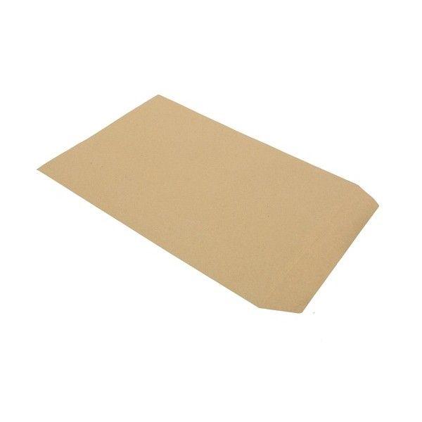 C4 Envelopes Manilla Plain Pack Of 250