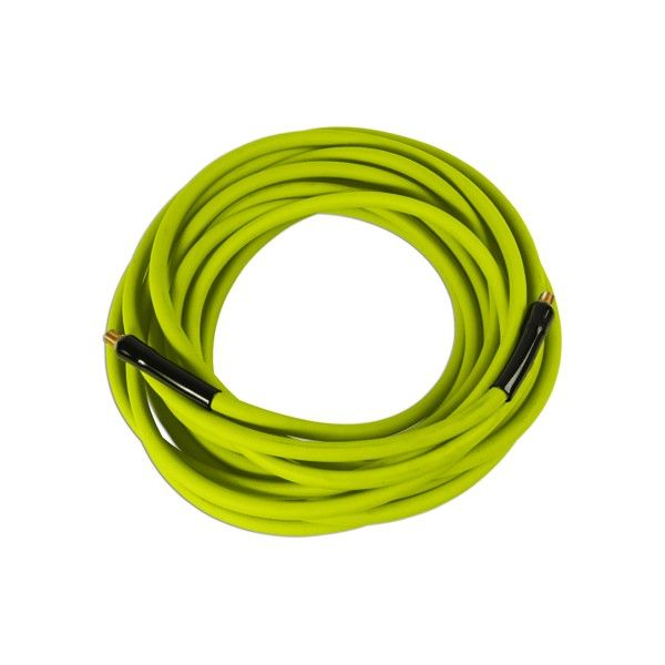 Flexible Air Hose Yellow