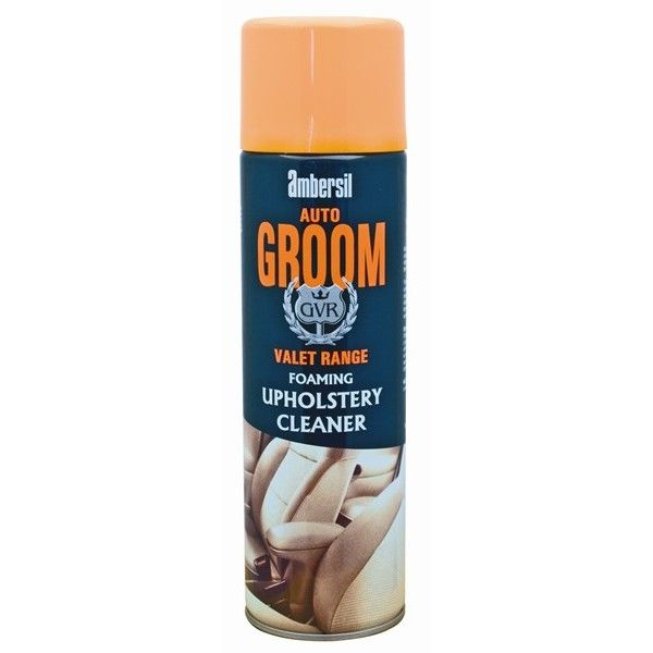 Auto Groom Upholstery Cleaner 500Ml