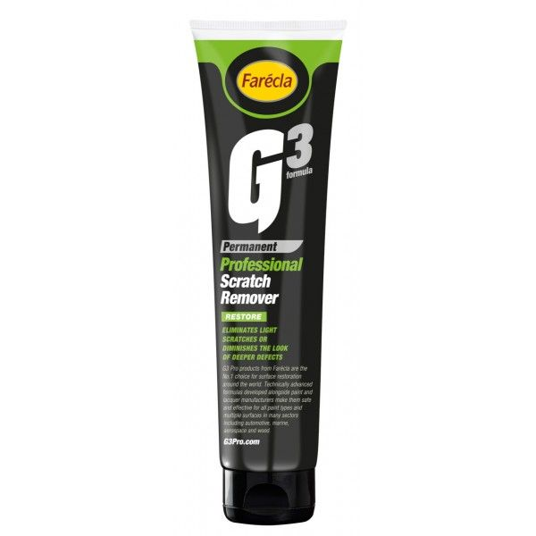 G3 Pro Scratch Remover Paste 150Ml
