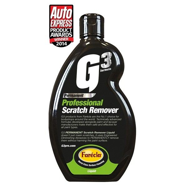 G3 Pro Scratch Remover Liquid 500Ml