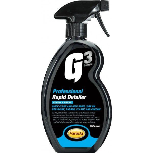 G3 Pro Rapid Detailer 500Ml