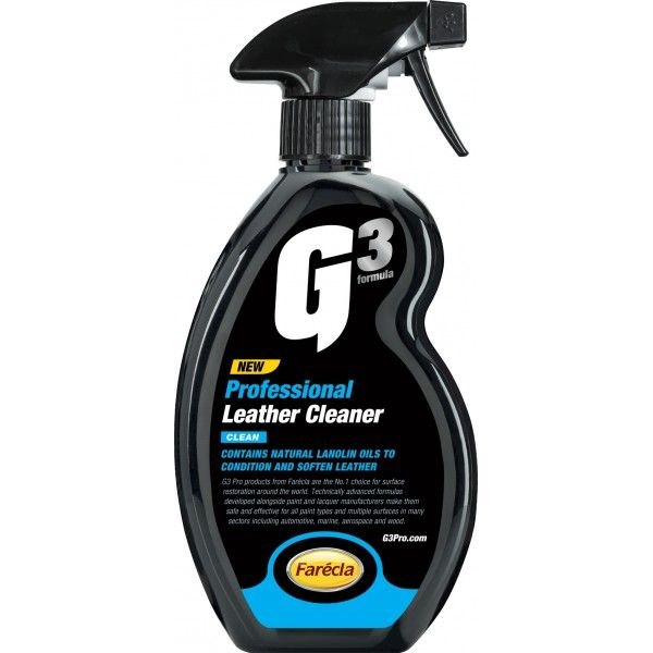 G3 Pro Leather Cleaner 500Ml