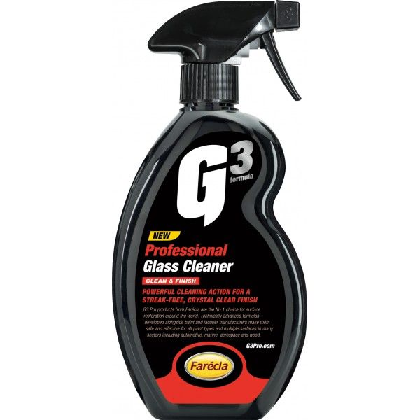 G3 Pro Glass Cleaner 500Ml