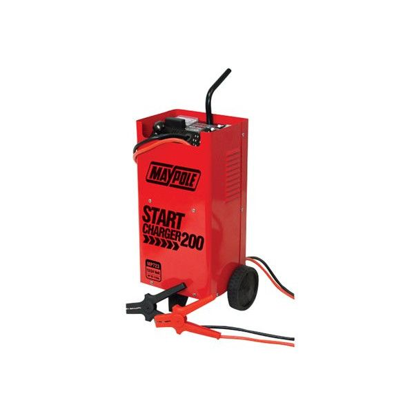 Starter Charger 30A