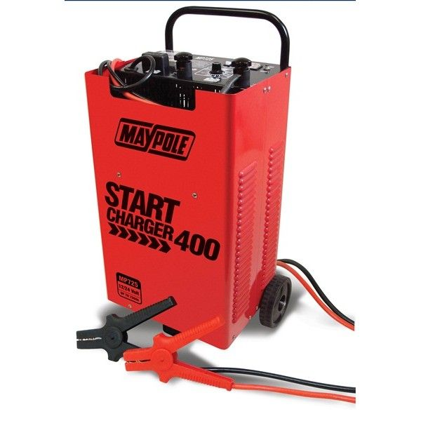 Starter Charger 50A