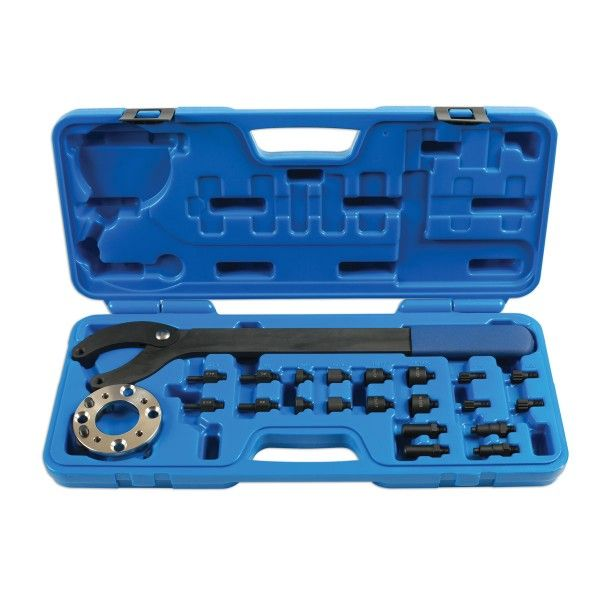 Pulley Holding Tool Set