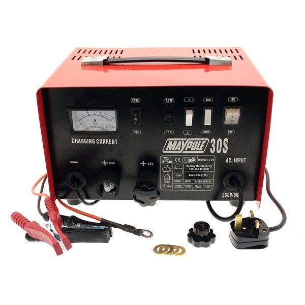 Metal Battery Charger 20A 12V24v