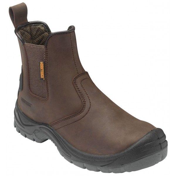 Dealer Boots Brown Uk 7