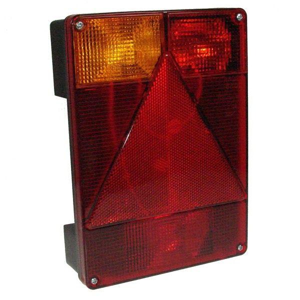 5 Function Lh Rear Lamp 5 Pin
