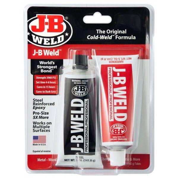 Jb Weld Professional Size