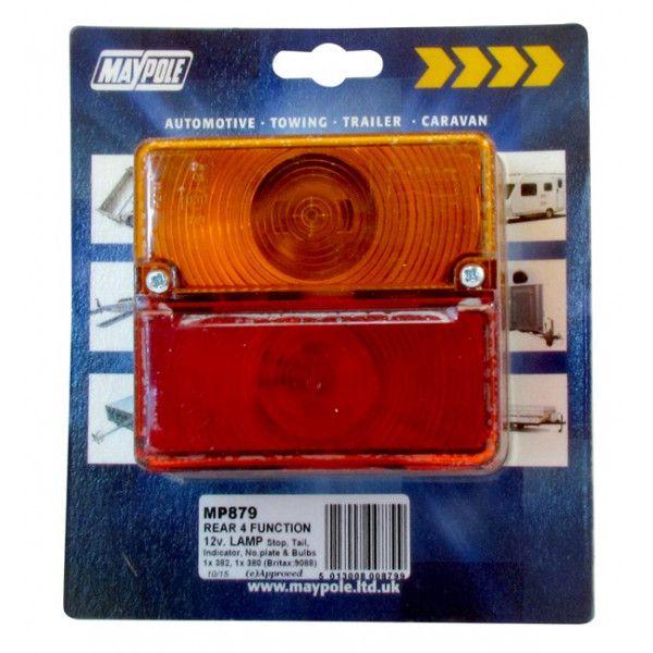 Britax 9088.00 Rear Square Lamp Combination